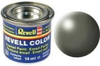 Revell verf voor modelbouw rietgroen zijdemat nummer 362