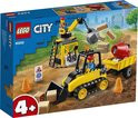 LEGO City 4+ Constructiebulldozer