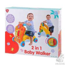 Playgo 2 in 1 baby walker.