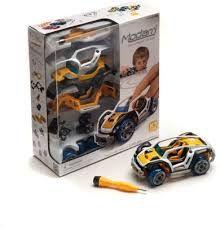 Dam auto model kit., X1 dirt car