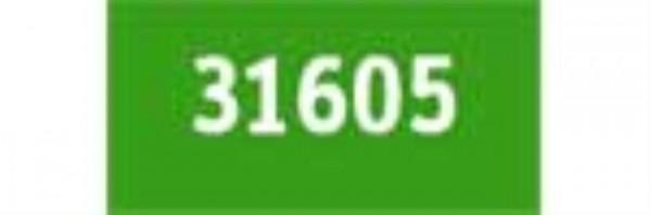 Ministeck Kleurstrip Donkergroen MC31605