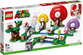 Lego Super mario expansion set , Toad's treasure hunt