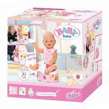 Baby born plas potje.