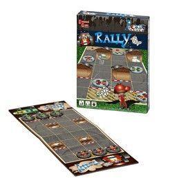 Pocket game Rally
