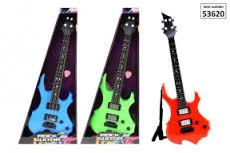 Kunststof gitaar