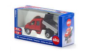 Siku transporter met laadbak schaal1:50