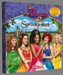 Studio 100 Sprookjesboek Prinsessia