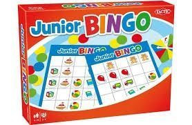 tactic junior bingo selecta,