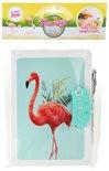 Toi-toys Flamingo Dagboek Met Slot