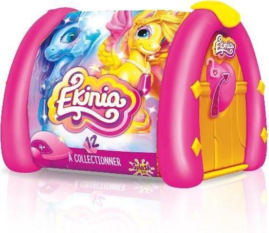 Ekinia verrassing box spaar alle 12 pony's.