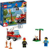 LEGO City 4+ Barbecuebrand Blussen