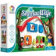 Smart games sneeuwwitje spel de luxe.