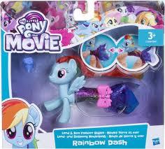 Hasbro little pony Rainbow dash.