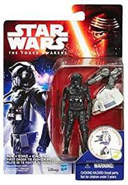 Starwars the force awakens Tie fighter pilot .10 cm.