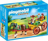 PLAYMOBIL Country Paard en Kar