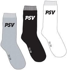 Psv sokken maat 27-30 3 stuks