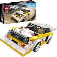 LEGO Speed Champions 1985 Audi Sport Quattro S1