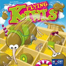 The game master Flying kiwis spel.