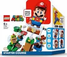 Lego Super Mario Avonturen met Mario Startset - 71360 Startset