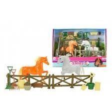 Toi-Toys speelset Kailey's paardenstal
