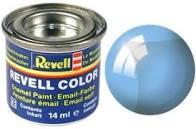Revell Verf voor modelbouw vernis blauw nummer 752