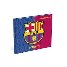 Fc Barcelona Vriendenboek