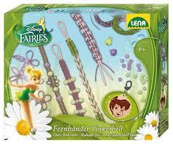 Disney Fairy Armbandjes Maken.