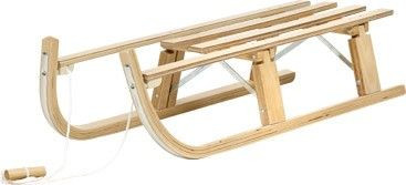 Opvouwbare Houten Slee 110cm