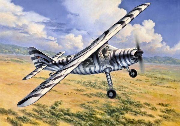 Do 27 Grzimek Serengeti version revell