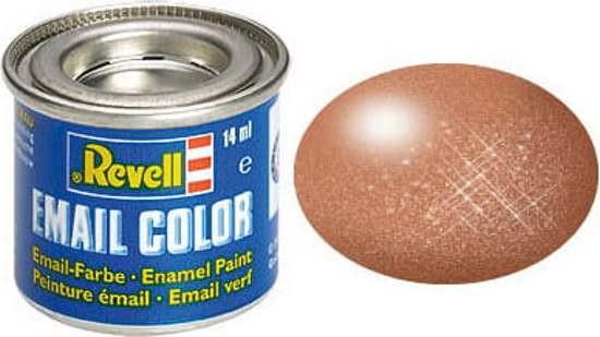 Revell verf voor modelbouw metallic koper nummer 93