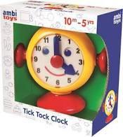 Ambi toys tick tock klok.