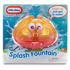 Little tikes splash fountain bad speelgoed