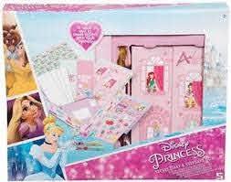 Disney princess secret diary en opberg box