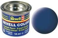 Revell verf voor modelbouw blauw mat nummer 56