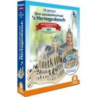 3D Gebouw - St Jan Den Bosch
