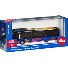 Siku Bus van Haribo schaal 1:87