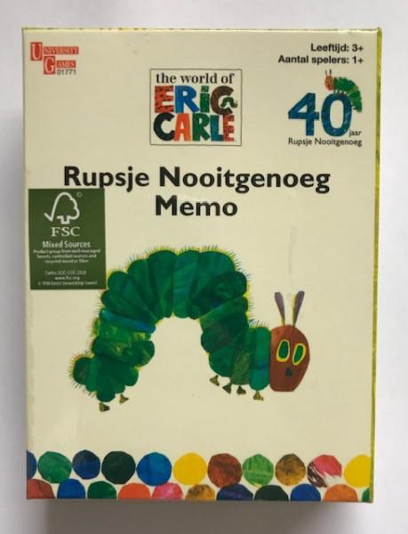 University Games Rupsje Nooitgenoeg Reispellen