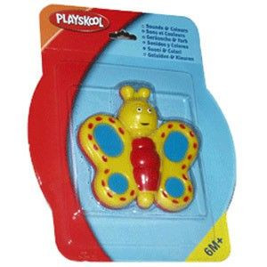 Playskool Rammelaar Vlinder