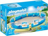 Playmobil basin family fun.9063