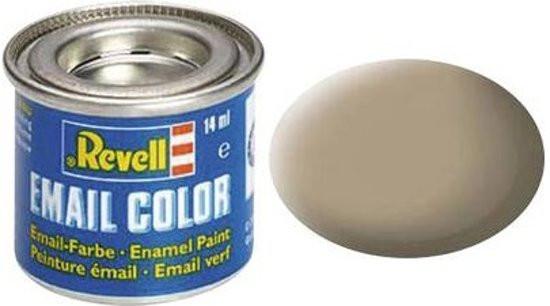 Revell verf voor modelbouw mat beige nummer 89