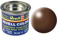 Revell verf voor modelbouw zijdemat bruin nummer 381