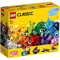 lego classic stenen en ogen 450 stenen 11003