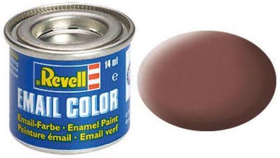 Revell verf voor modelbouw mat roest nummer 83