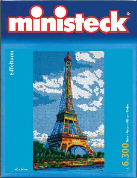 Ministeck 6300 Eifeltoren