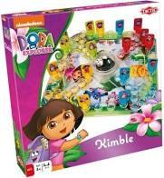 Tacti Dora kimble gezelsschap spel.