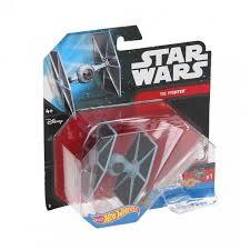 Star wars Warship tie fighter van Hotwheels