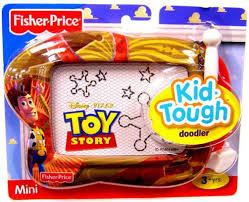 Fisher Price Toy Story 3 Kid-Tough Doodler [Sheriff Woody]
