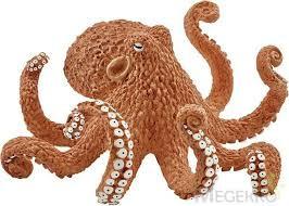 Schleich Octopus 14768