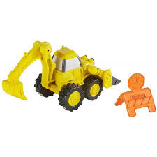 Bob the Builder Die-Cast Scoop Vehicle
