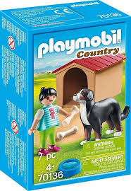 Playmobil Kind met Hond